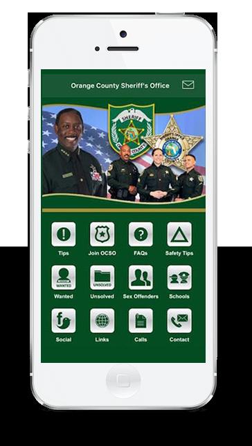 Orange County Sheriff's Office - Apex Mobile Apps