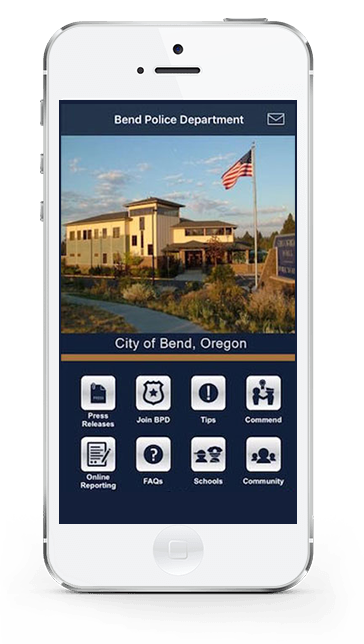 Bend Police Department - Apex Mobile Apps
